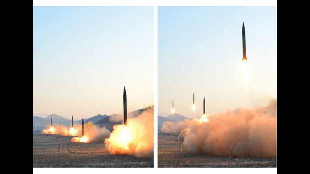 02 north korea missile launch march 6