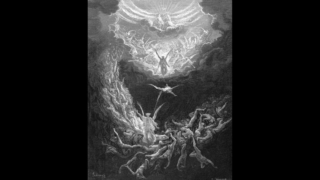 The Last Judgement - RESTRICTED