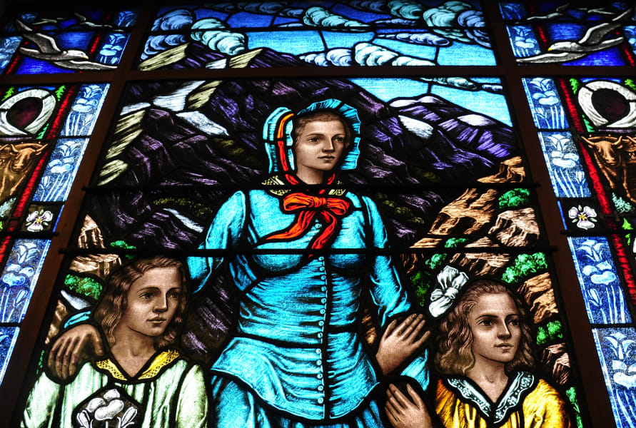 mormon settlers - restricted