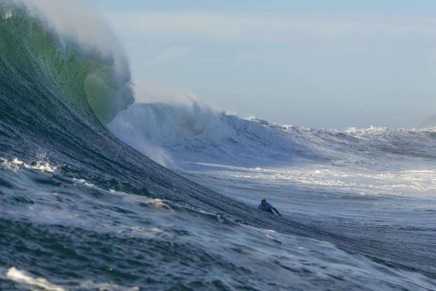 chris bertish big wave