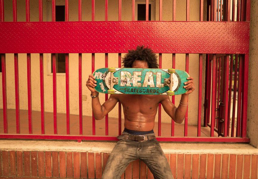 real skateboards Lagos