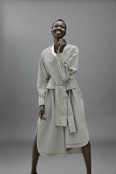 Black models rocking