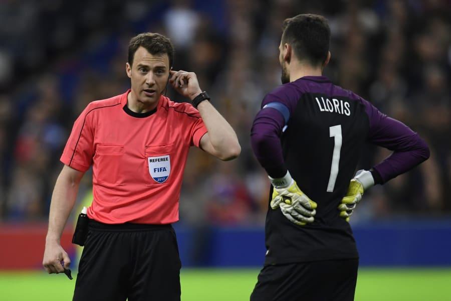video referee card image