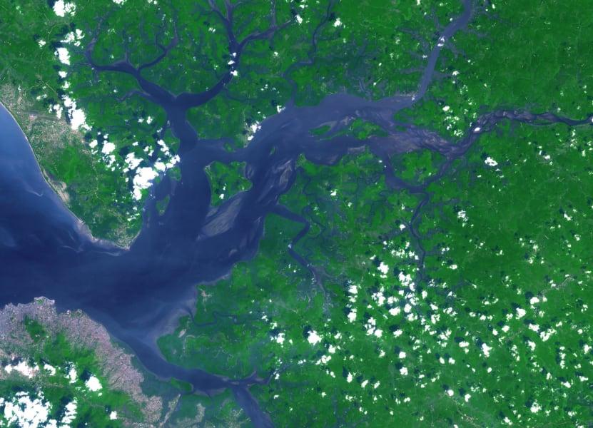 NASA Sierra Leone