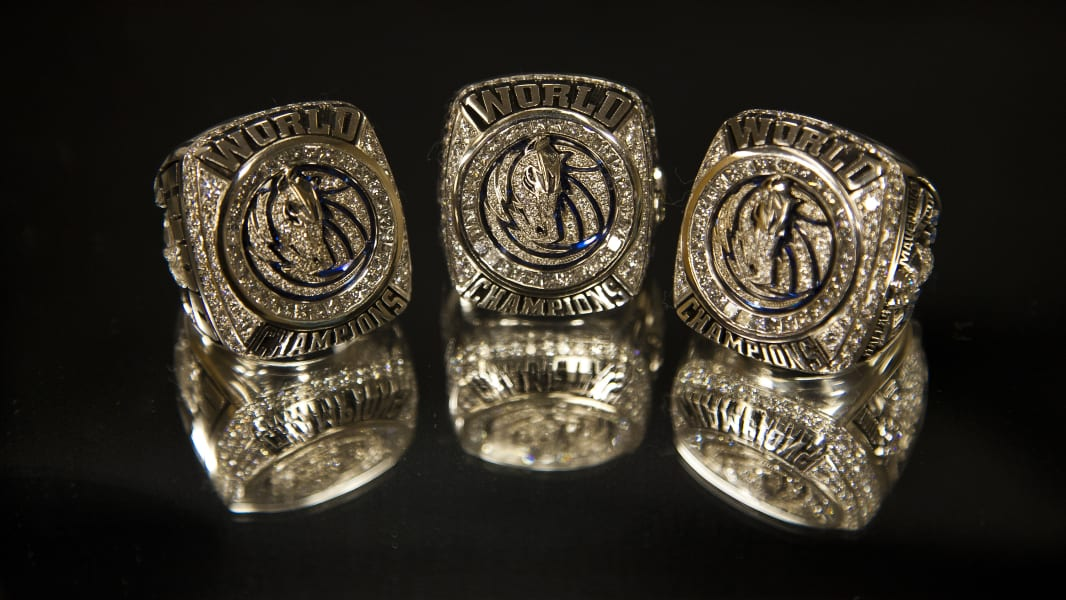 15 NBA Rings RESTRICTED