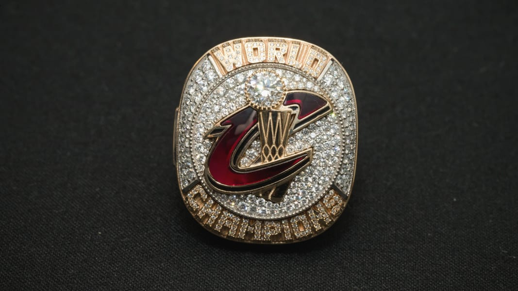 18 NBA Rings RESTRICTED