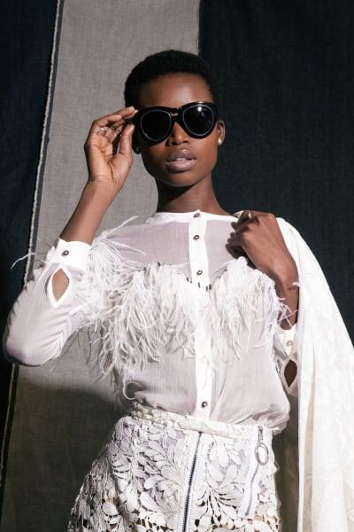Black models rock