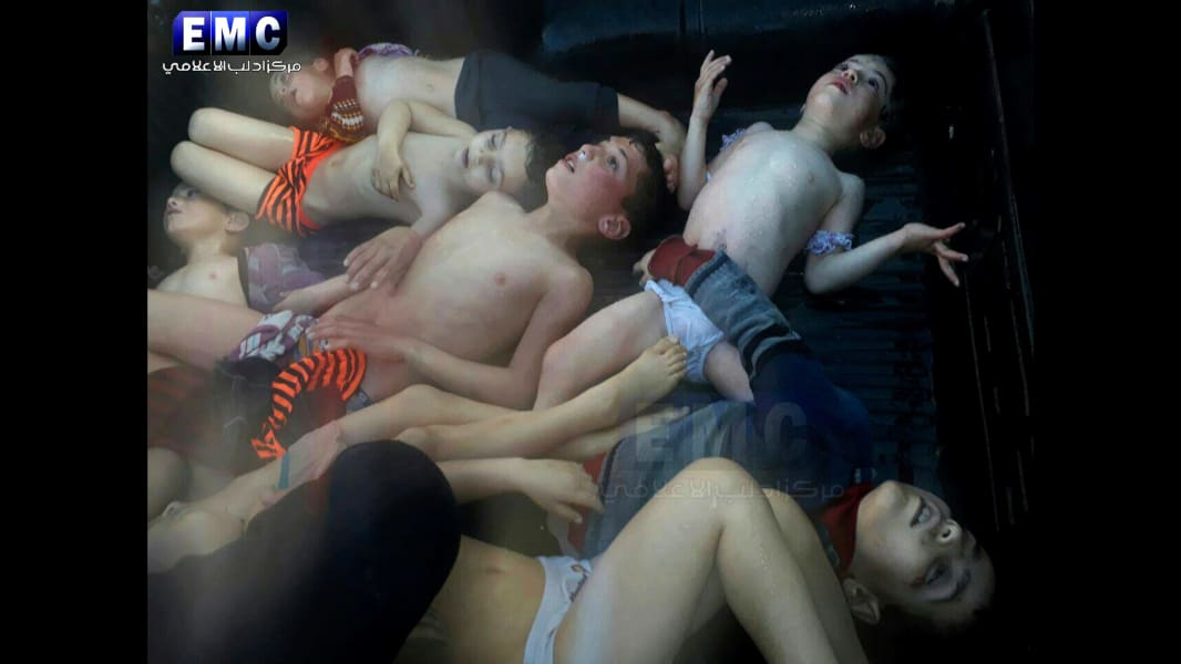 01 GRAPHIC syria chemical attack