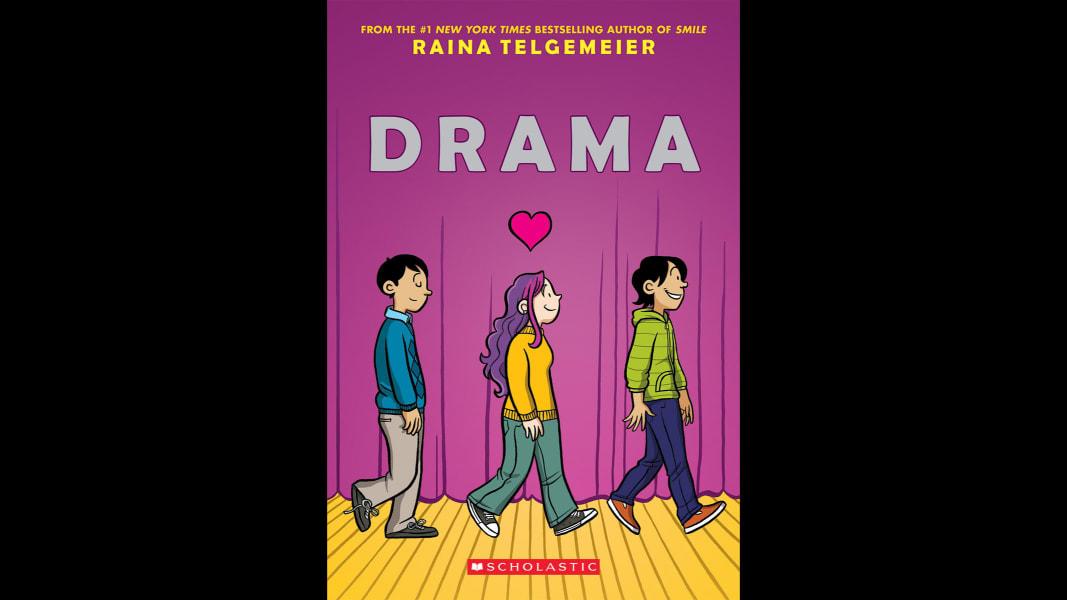 02 Drama challenge books 2016