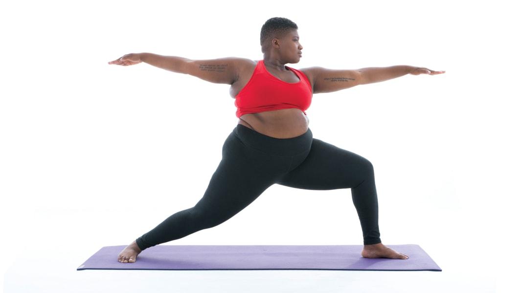10 jessamyn stanley yoga basics