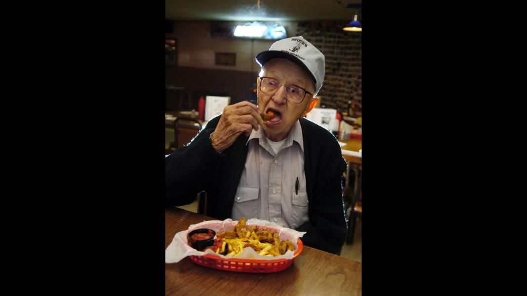 Weird Food Eating 7