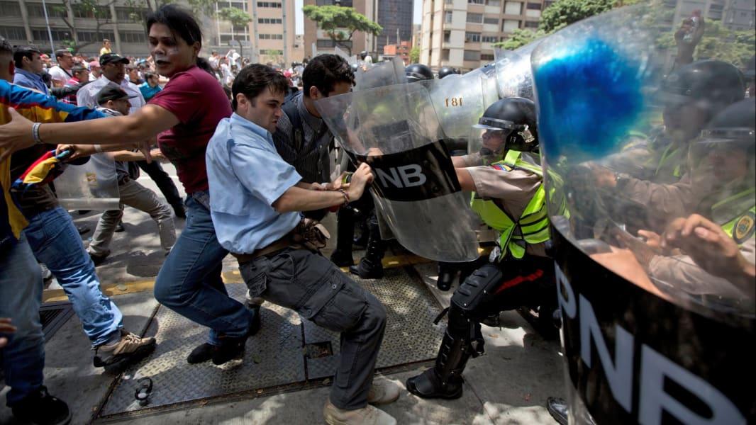 10 Venezuela protest 0404
