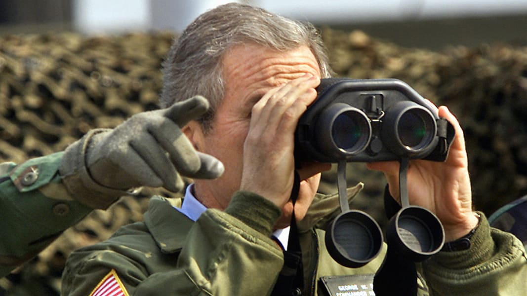 02 George W Bush DMZ