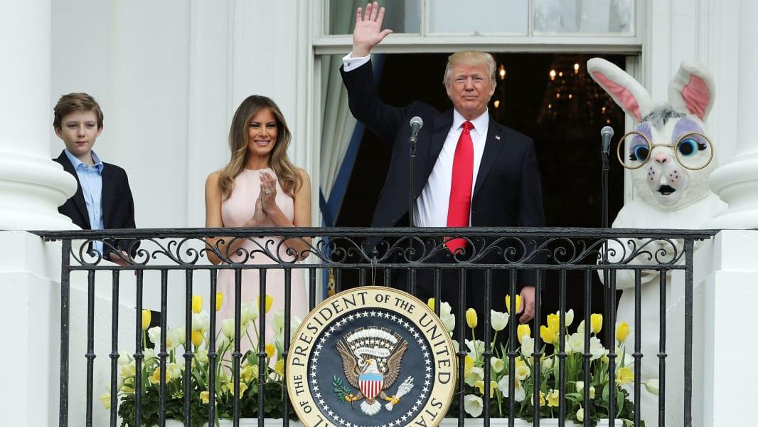 04 White House Easter Egg Roll Trump 0417