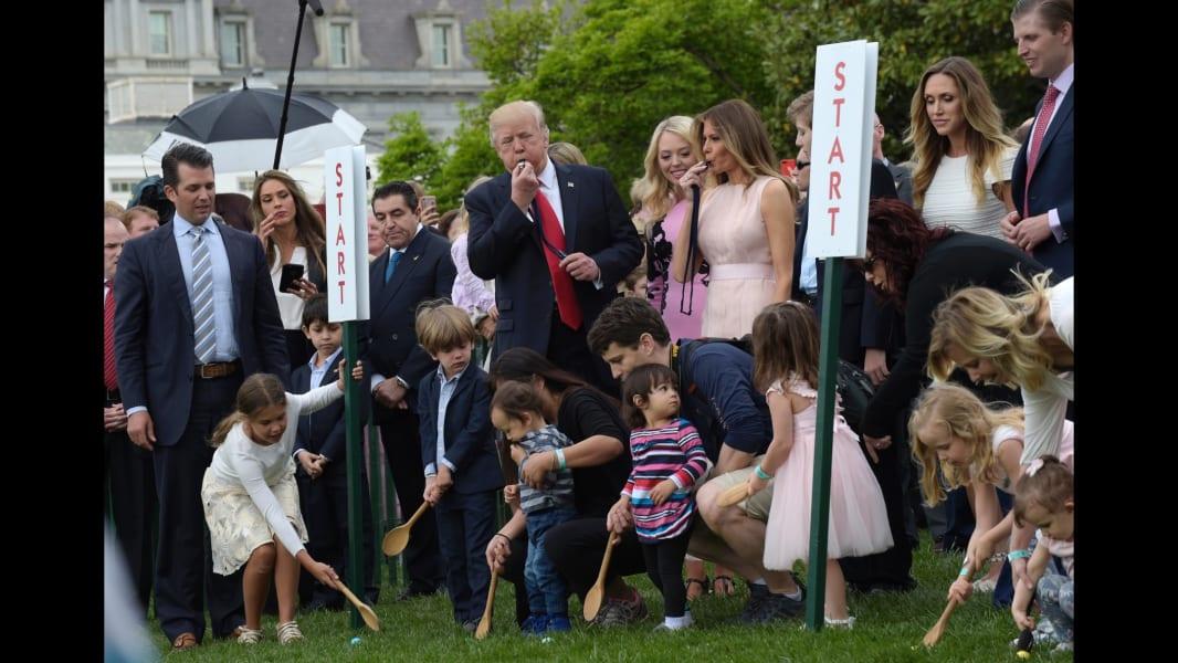 11 White House Easter Egg Roll 0417