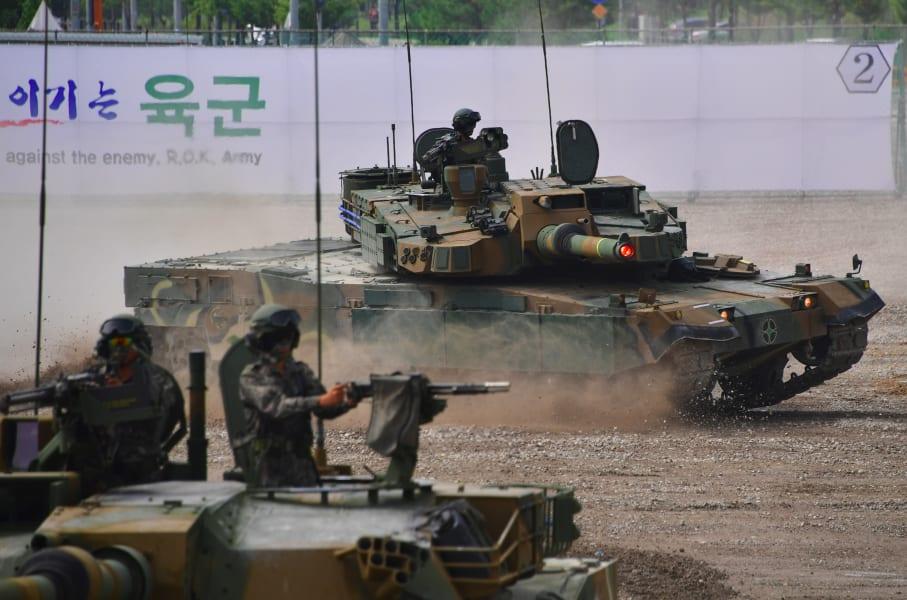 South Korea K2 04 20