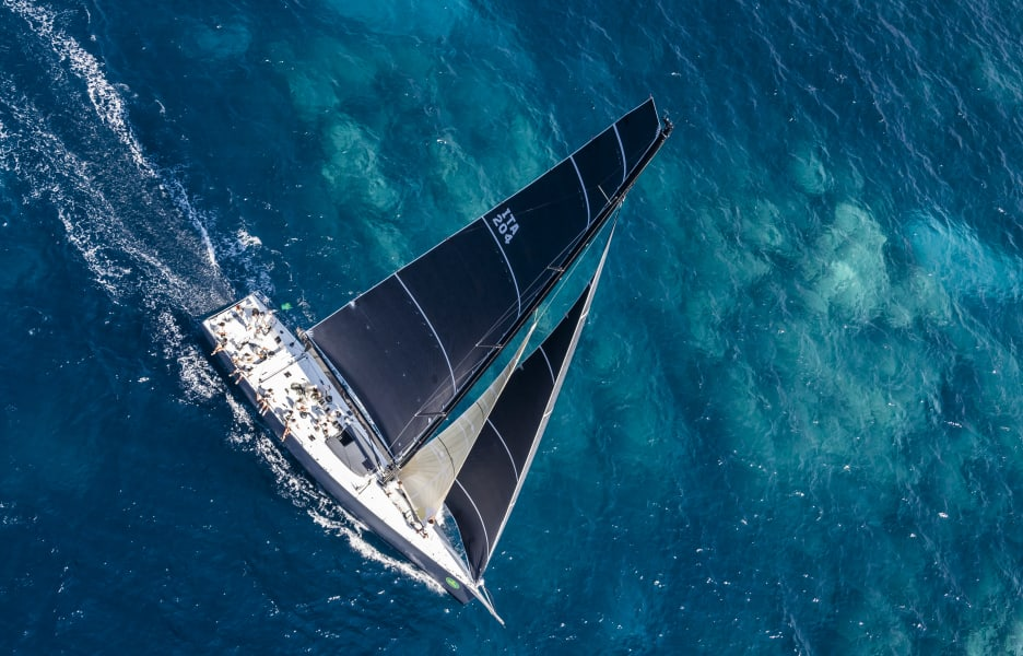 Sailing Sardinia Rolex Atalanta