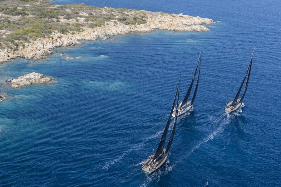 Sailing Sardinia Rolex Mortorio