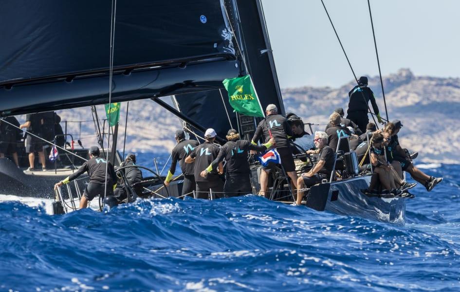 Sailing Sardinia Rolex Nahita