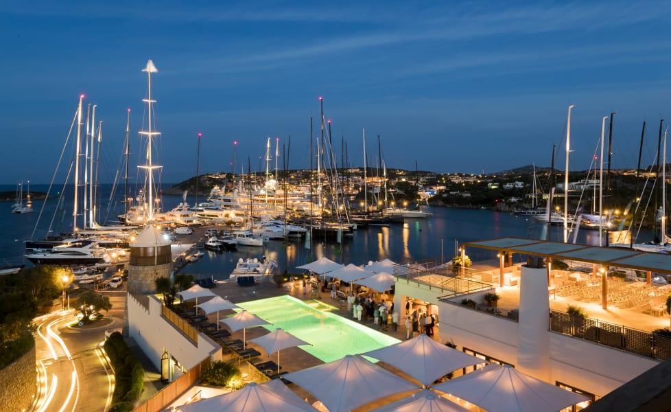 Sailing Sardinia Maxi Yacht Rolex Cup YCCS