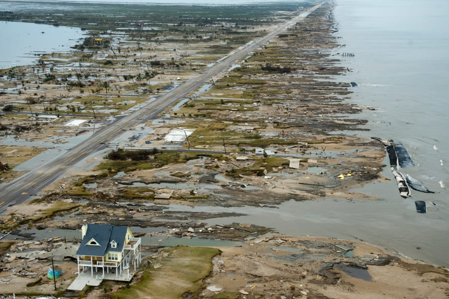 01 weather Hurricane Ike