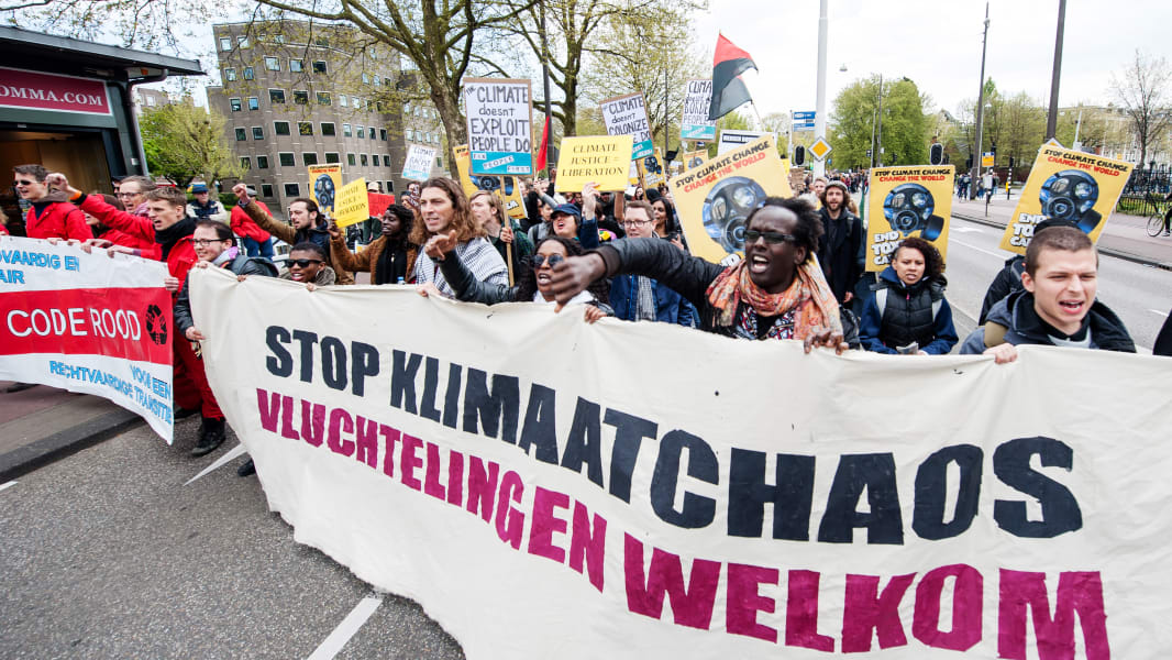 28 Climate March Amsterdam 0429