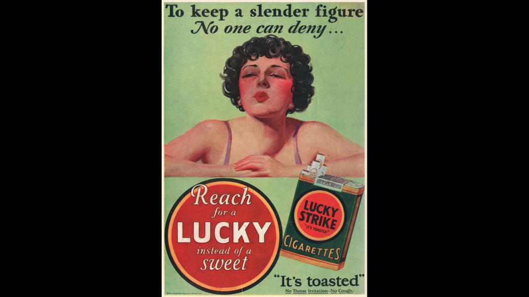 11 tobacco ads