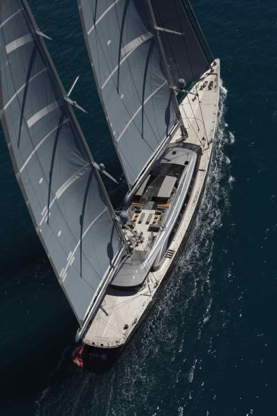 sybaris yacht award