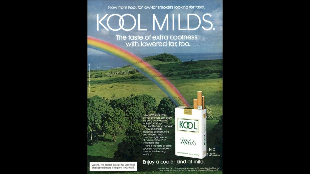19 tobacco ads