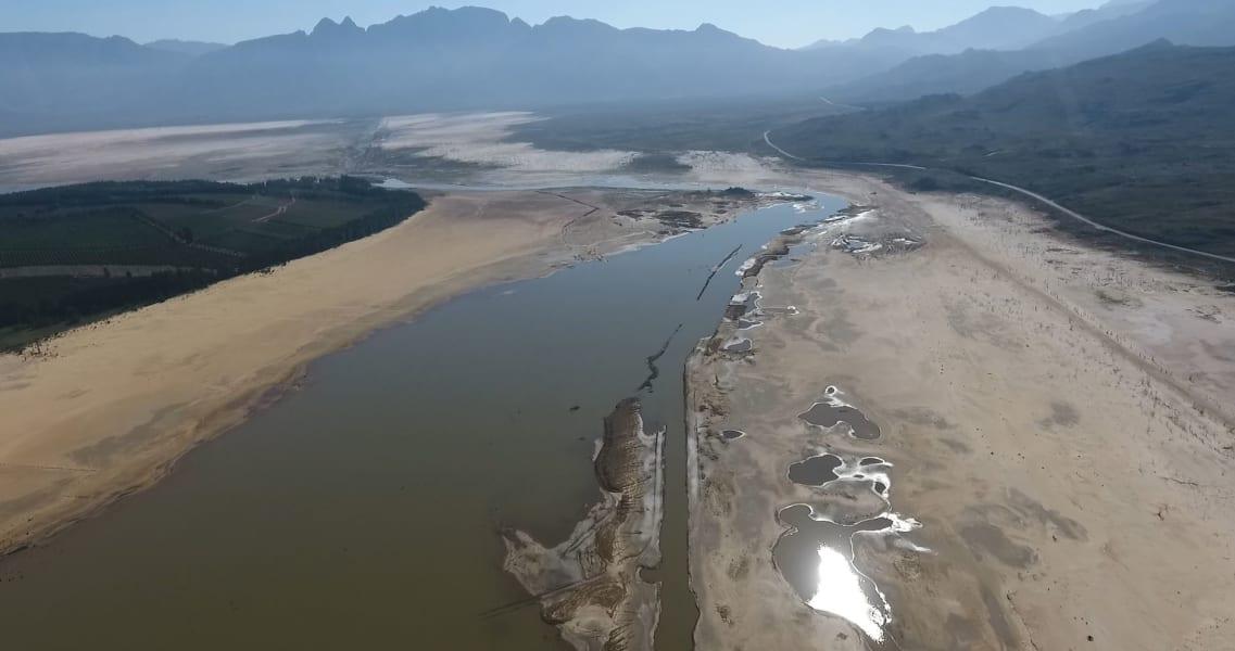 Theewaterskloof Dam