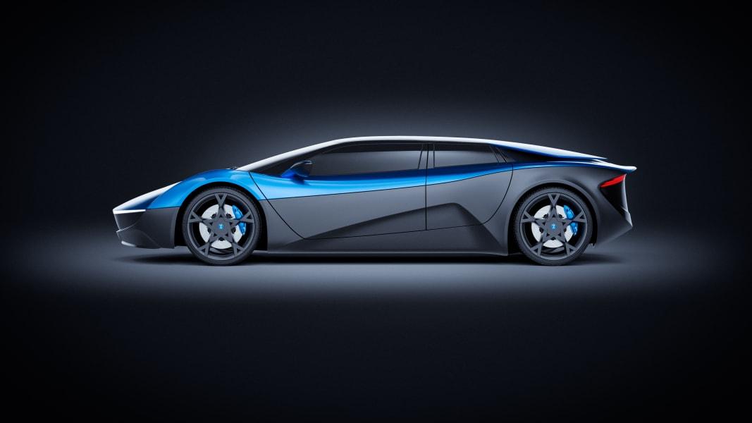 electric car 2017 elextra