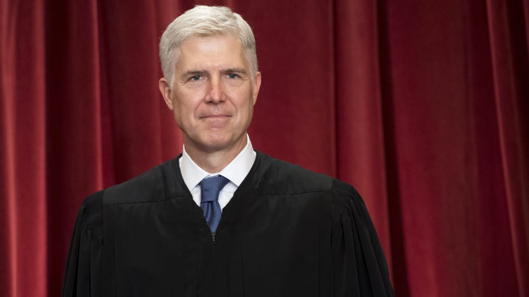 Justice Neil Gorsuch 0601
