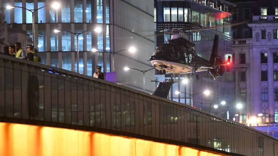 22 London Bridge incident 0603 RESTRICTED
