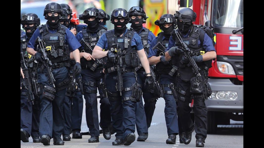 41 London Bridge incident 0604 gallery