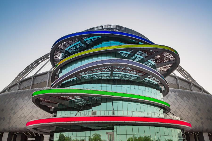 getty khalifa international stadium qatar 2022