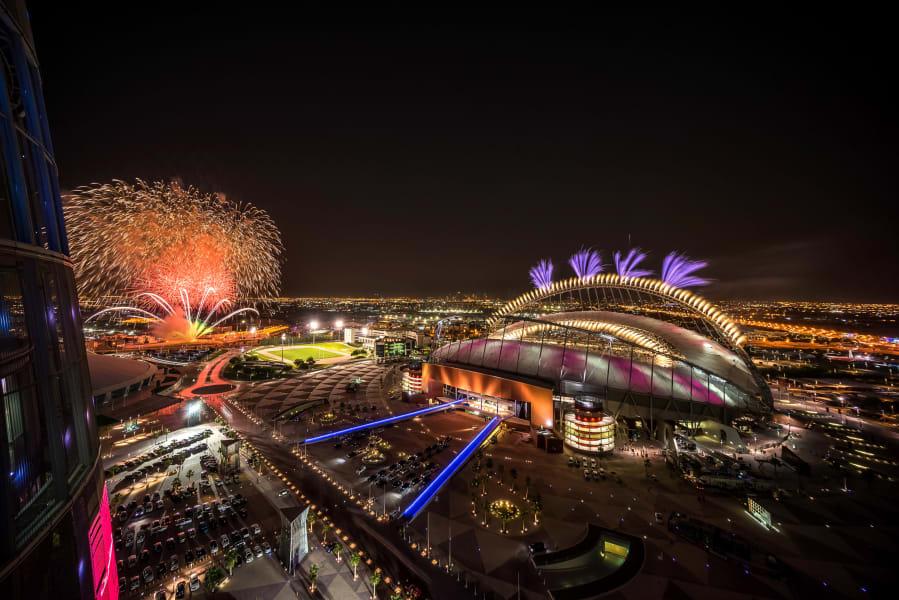 khalifa international stadium qatar