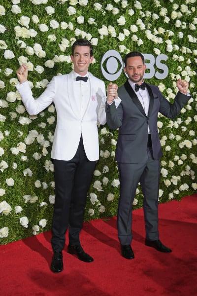 06 Tony Awards John Mulaney Nick Kroll