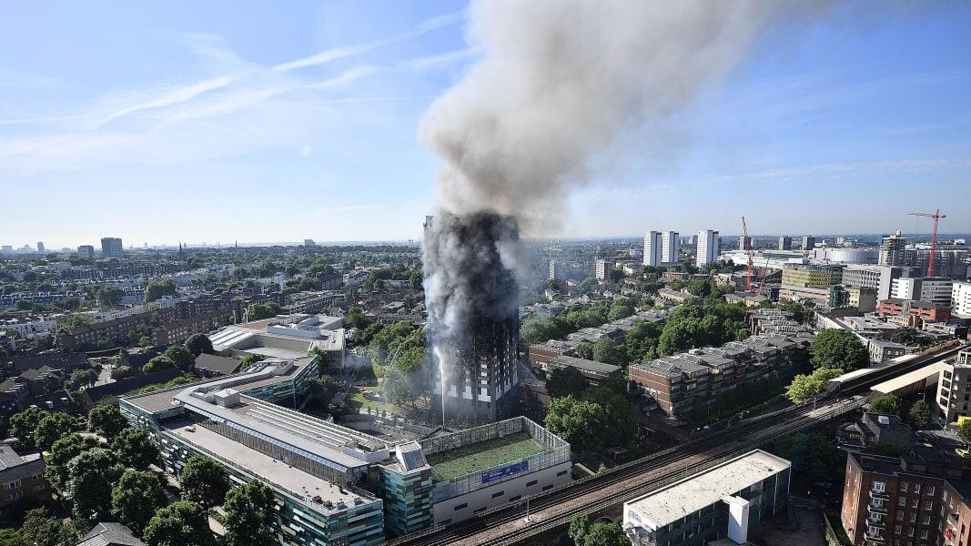 40 london fire 0614