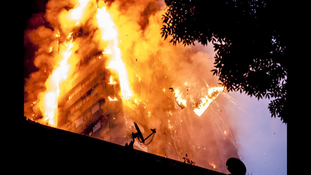 41 london fire