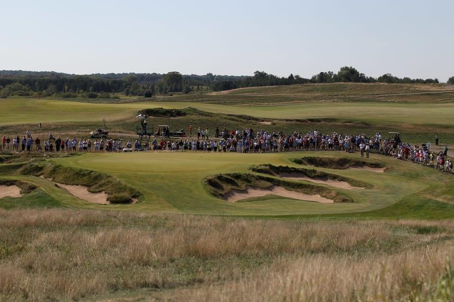 erin hills golf 2011