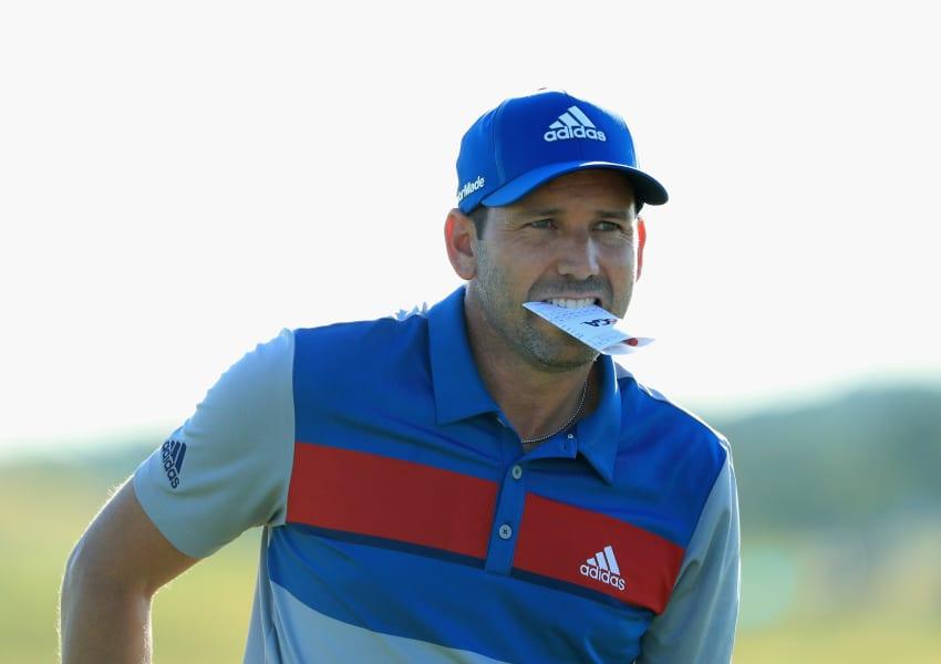 US Open Sergio Garcia