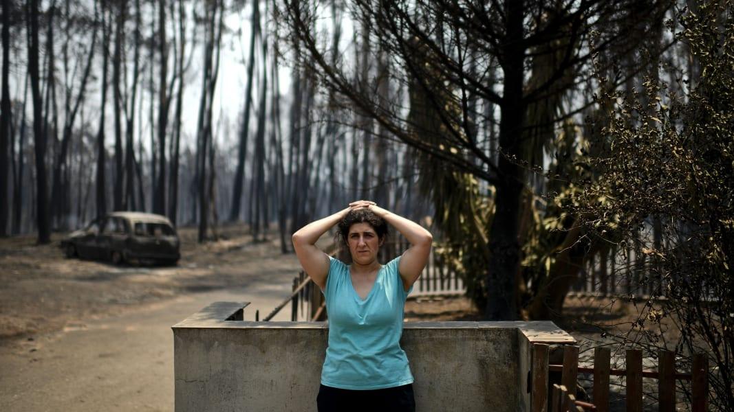 16 Portugal wildfire 0618