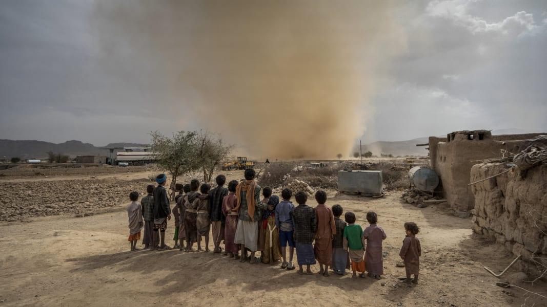 23 yemen civil war malnutrition
