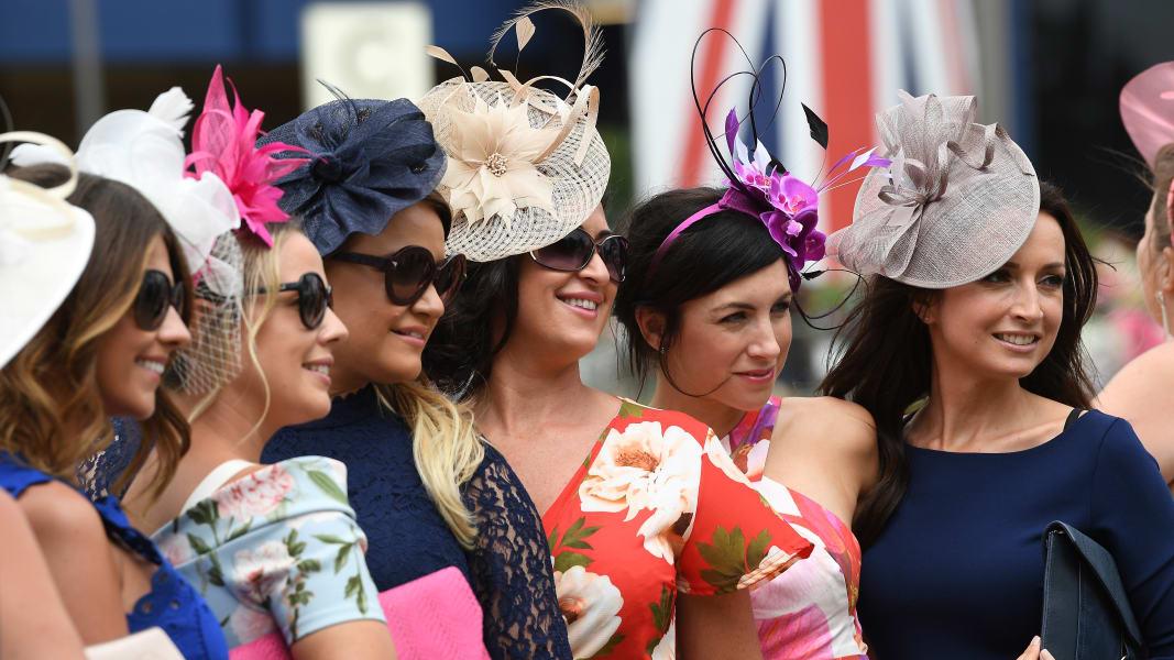 01 Royal Ascot 2017 Ladies Day