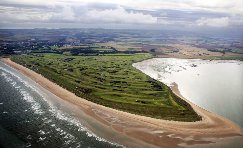 Best golf courses British Open