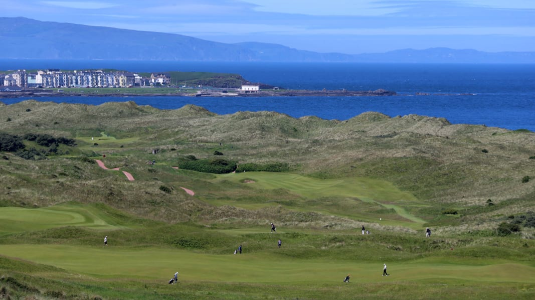 British Open golf courses Royal Portrush 02