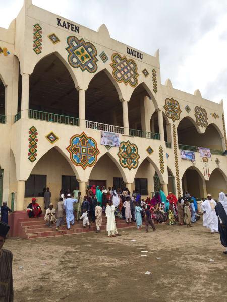 Emir Palace at Durbar  Festival