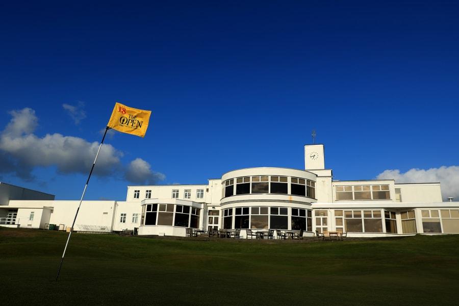 Best British Open courses Royal Birkdale