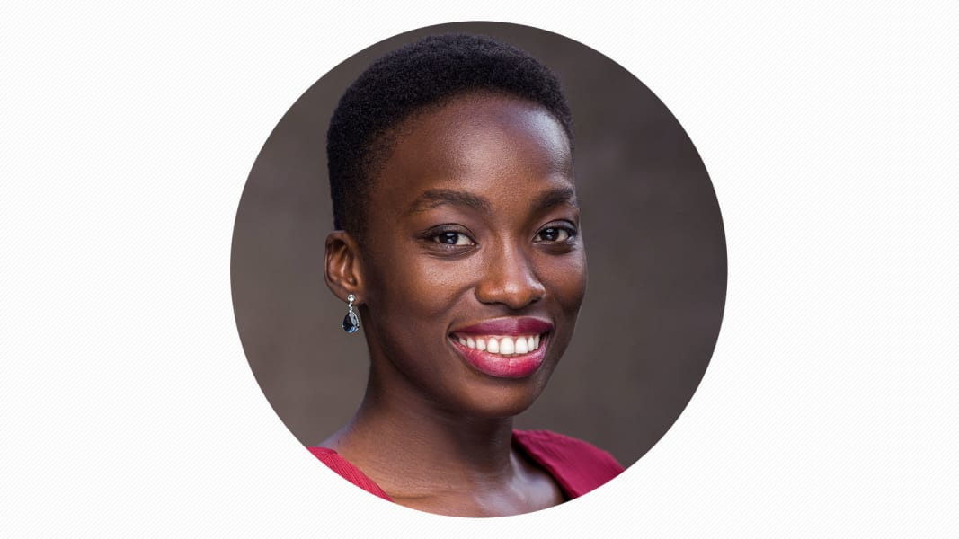 TED GLOBAL 2017: olutimehin adegbeye