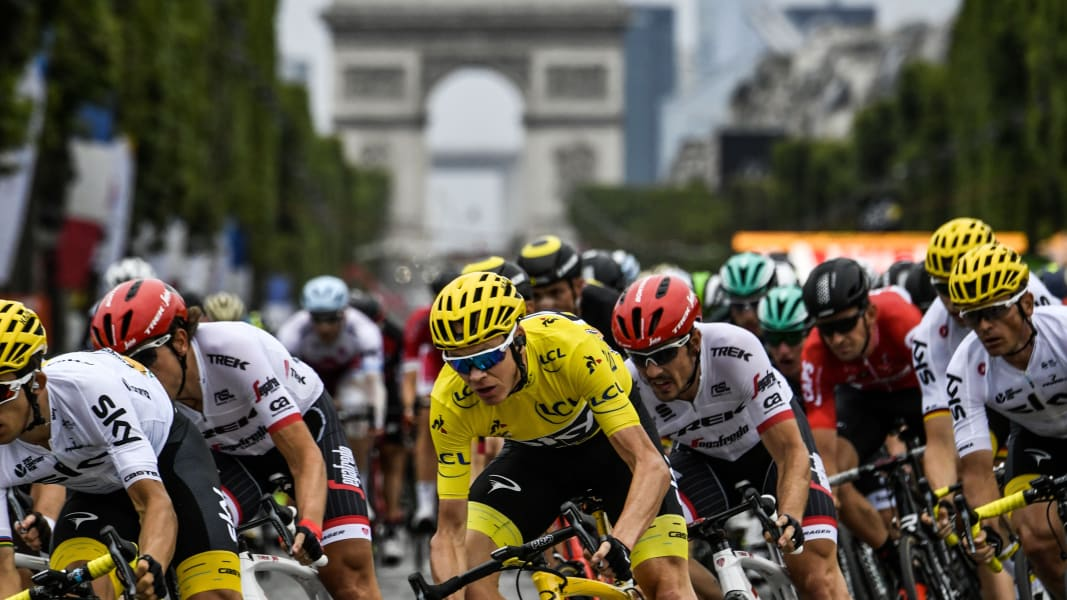 01 Tour de France 2017 Christopher Froome